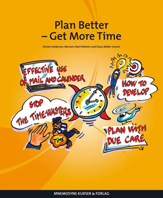 Plan Better - Get More Time